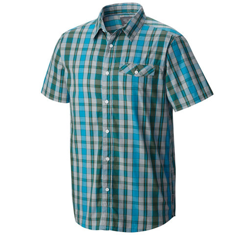 Mountain Hardwear Stout Short Sleeve Shirt - Mens - Outdoor Gear