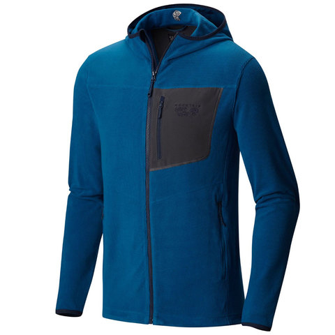 Mountain Hardwear Strecker Lite Hooded Jacket - Mens - Outdoor Gear