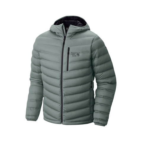 Mountain Hardwear StretchDown� Hooded Jacket