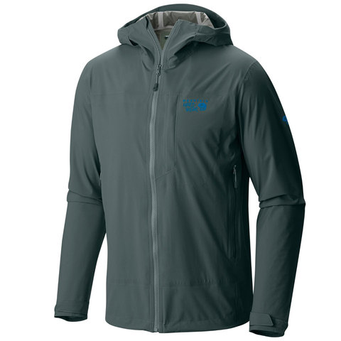 Mountain Hardwear Stretch Ozonic Jacket - Mens - Outdoor Gear