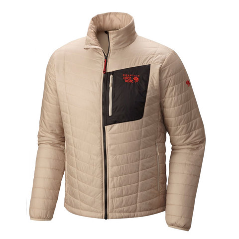 Mountain Hardwear Thermostatic Jacket - Mens - Outdoor Gear