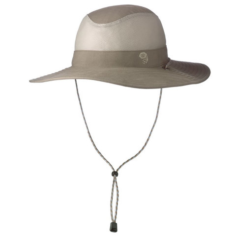Mountain Hardwear Vented Canvas Crusher Hat