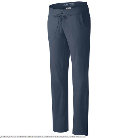 Mountain Hardwear Yuma Pants - Womens - Outdoor Gear