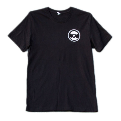 Murdey Surfboards M Circle Logo S/S