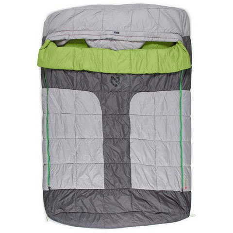 Nemo Mezzo Loft Duo Synthetic Sleeping Bag