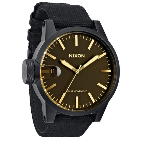 Nixon Chronicle Watch - Outdoor Gear