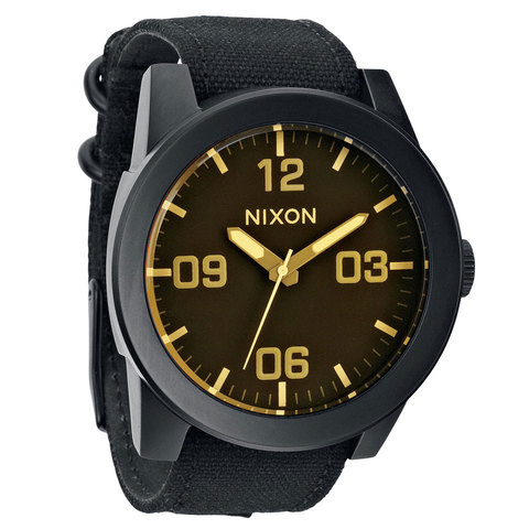 Nixon The Corporal Watch - Outdoor Gear