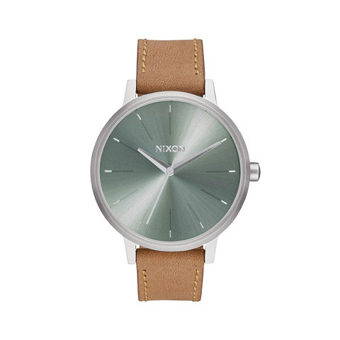 Nixon Kensington Leather Watch - Womens - Outdoor Gear