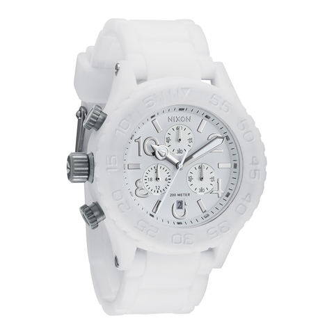 Nixon Rubber 42-20 Chrono Watch - Outdoor Gear