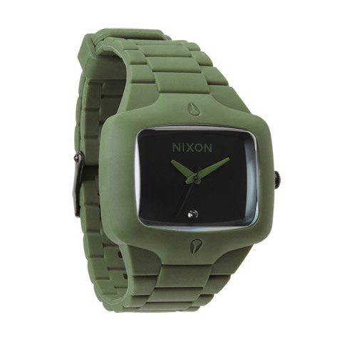 Nixon Rubber Player Watch - Outdoor Gear