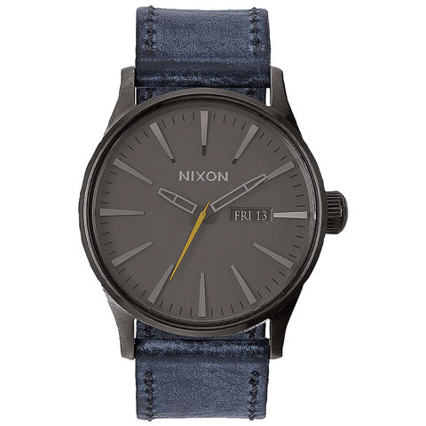 Nixon Sentry Leather - Outdoor Gear