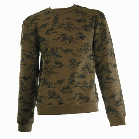 Obey Darcell Crew - Outdoor Gear