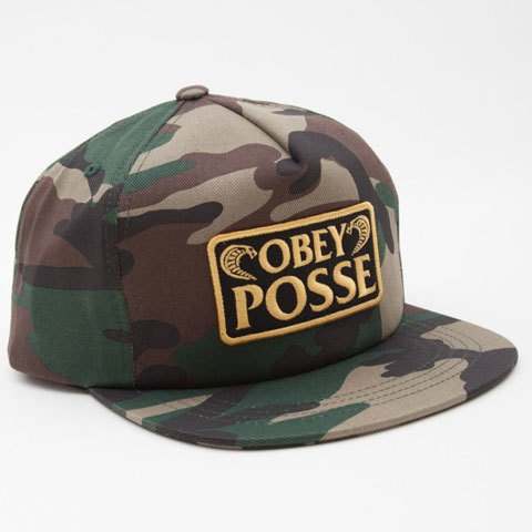 Obey Los Cobras Hat - Outdoor Gear