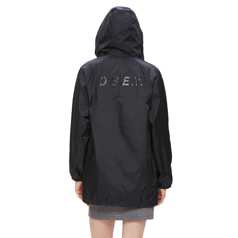 Obey O.B.E.Y. Jacket - Women's