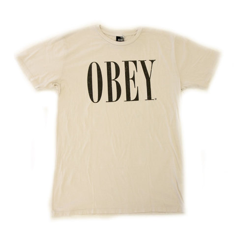 Obey Old Times Tee - Outdoor Gear