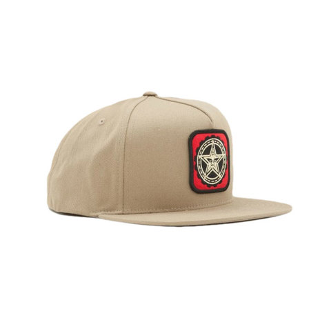 Obey Star Patch Snapback - Outdoor Gear