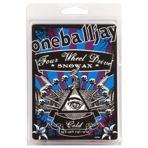 One Ball Jay 4WD Cold 150g Wax