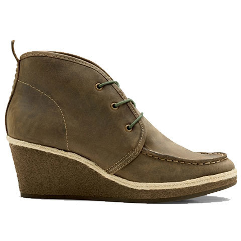 Olkai Wali Wedge Leather