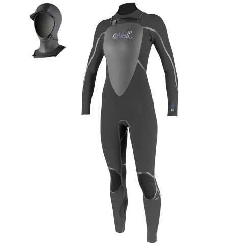 O'Neill D'Lux Mod 5/4 Wetsuit with Hood - Women's