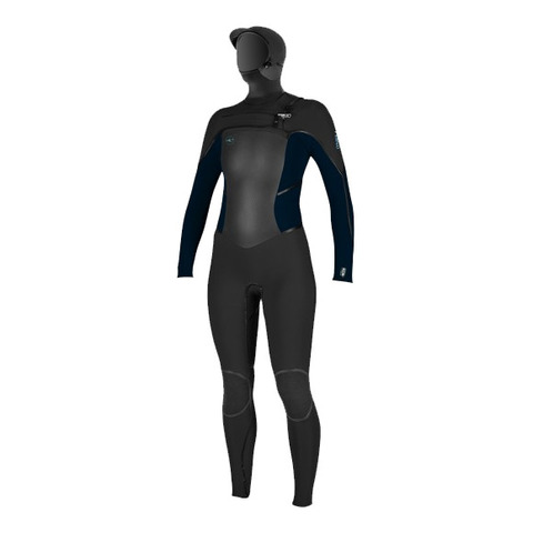 O'neill Psychotech Hooded 5.5/4MM Wetsuit - Women's