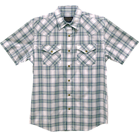 Pendleton Short Sleeve Frontier Shirt