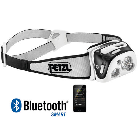 Petzl Reactik R+ Headlamp - Bluetooth