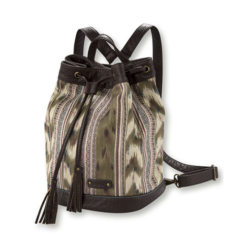 Pistil Finders Keepers Bucket Backpack