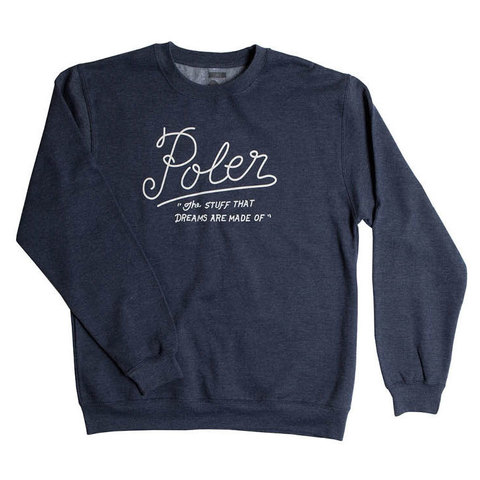 Poler Dreams Crew Neck Sweater