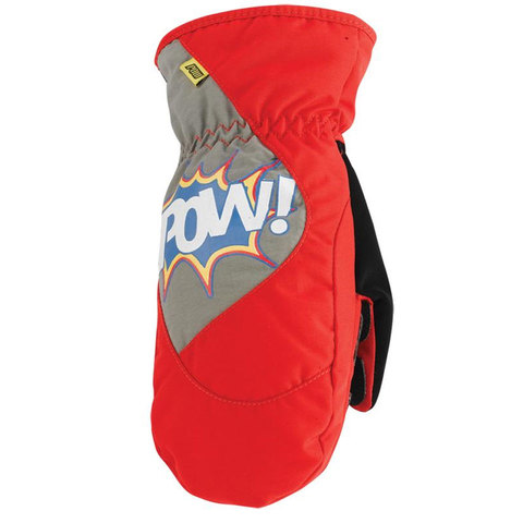 POW Grom Mitt - Kids - Outdoor Gear