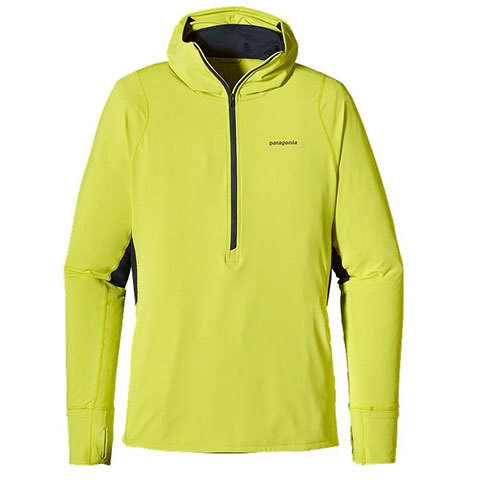 Patagonia All Weather Zip Neck Hoody