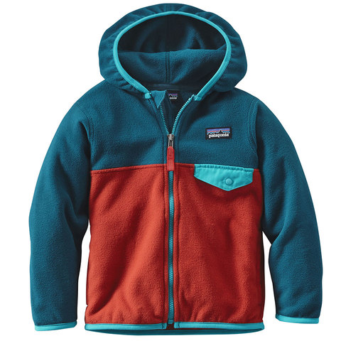 Patagonia Baby Micro D Snap-T Jacket - Outdoor Gear