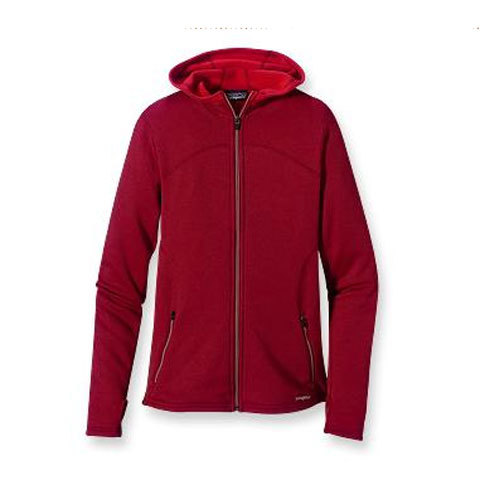 Patagonia Capilene® 4 Expedition Weight Full-Zip Hoody - Women's