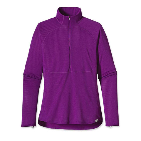 Patagonia Capilene 4 Expedition Weight Zip Neck - Womens