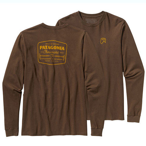 Patagonia Chouinard Ice Tools L/S - Mens - Outdoor Gear