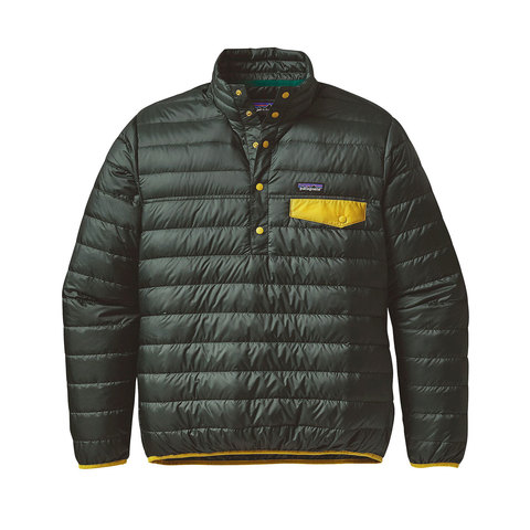 Patagonia Down Snap-T Pullover - Outdoor Gear