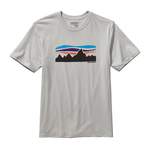 Patagonia Fitz Roy Banner Cotton T-Shirt - Men's