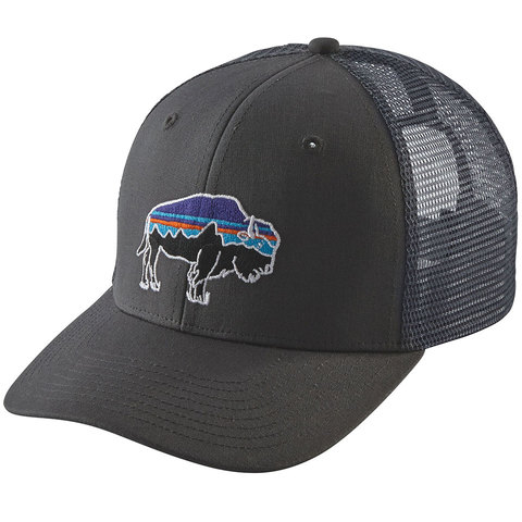 Patagonia Fitz Roy Bison Trucker Hat - Outdoor Gear