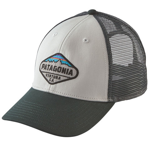 Patagonia Fitz Roy Crest LoPro Trucker Hat - Outdoor Gear