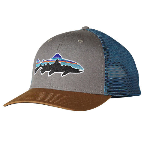 Patagonia Fitz Roy Trout Trucker Hat - Outdoor Gear