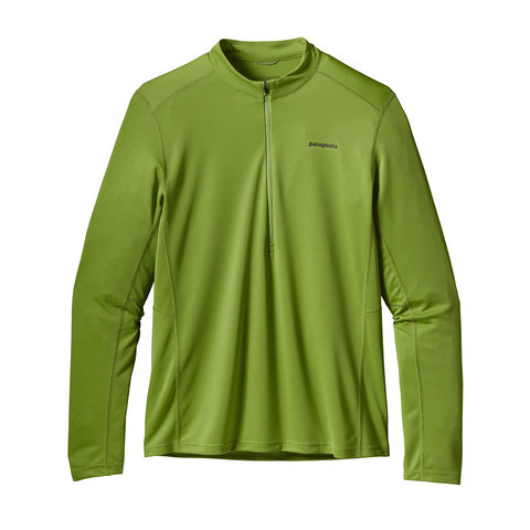 Patagonia Fore Runner L/S Zip Neck - Outdoor Gear