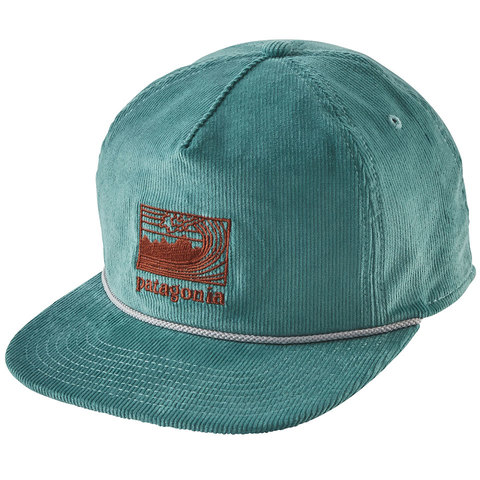 Patagonia Framed Fitz Roy Corduroy Hat - Outdoor Gear