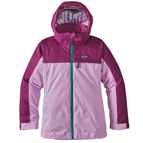 Patagonia Girls Insulated Snowbelle Jacket