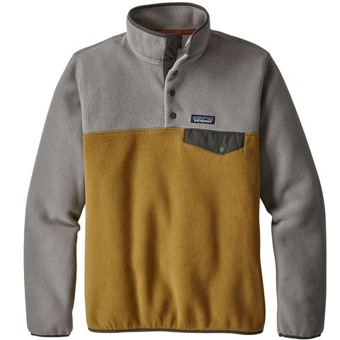 Patagonia Lightweight Synchilla Snap-T Pullover - Womens - Outdoor Gear