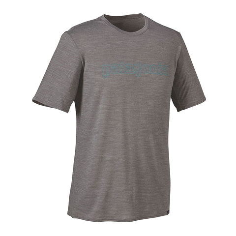 Patagonia Merino Daily Graphic T-Shirt - Mens - Outdoor Gear