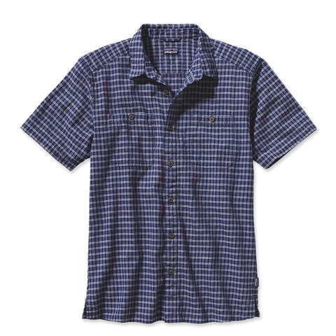 Patagonia Migration Hemp S/S Shirt