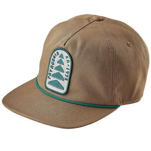 Patagonia Old Growth Patch Stand Up Hat