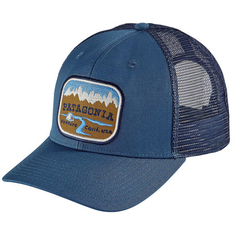 Patagonia Pointed West Trucker Hat - Outdoor Gear