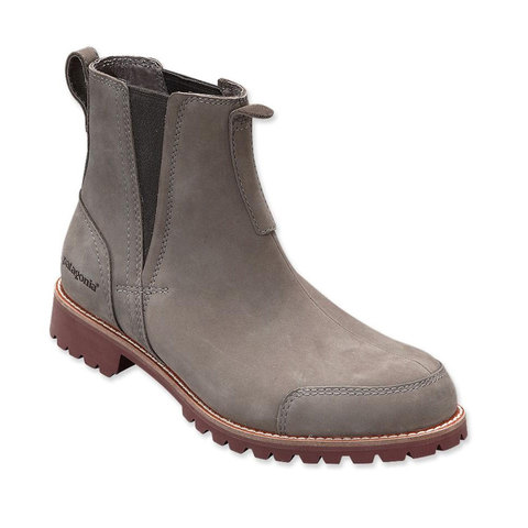 Patagonia Tin Shed Chelsea Boots