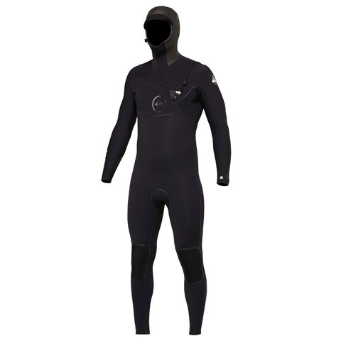 Quiksilver Cypher 5/4/3 LS Hooded Wetsuit
