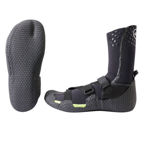 Quiksilver Cypher 5mm Split Toe Surf Booties